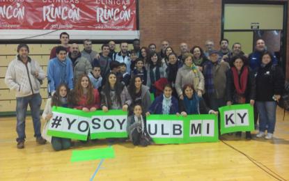 Excursión de Unión Linense de Baloncesto a Málaga
