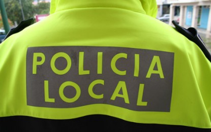 La Policía Local detiene a un sujeto por agresión a un agente