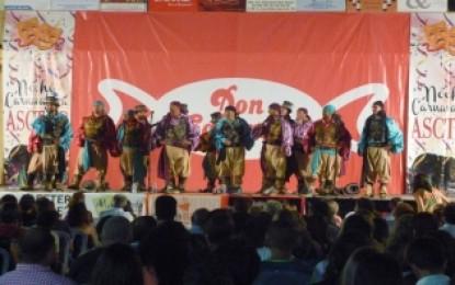 El lunes se abre el plazo de inscripción para el concurso comarcal de agrupaciones de carnaval