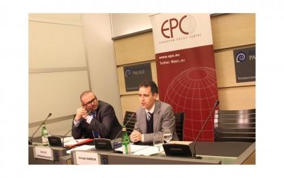 Discurso del Viceministro Principal en el European Policy Centre, en Bruselas, el jueves 22 de enero de 2015  Gibraltar y la UE: desafíos y perspectivas