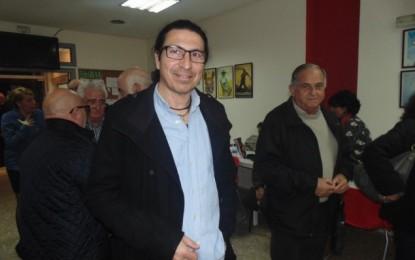 Miguel Tornay: «Entro en un proyecto político ilusionante»