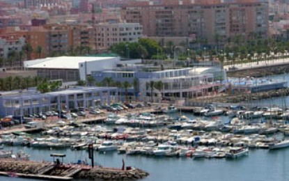 Andalucía promociona su oferta de 22.000 atraques de puertos deportivos en el Salón Náutico de Londres, con el Real Club Naútico de La Línea