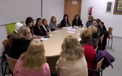 Inicio en la preparación de actos por el próximo día internacional de la mujer