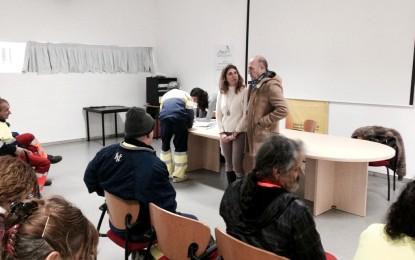 """Formalizan sus contratos los nuevos trabajadores municipales eventuales adscritos a la iniciativa de la Junta de Andalucía """"emple@30+"""""""