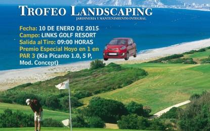 El día diez, torneo de golf benéfico en Alcaidesa para Hogar Betania