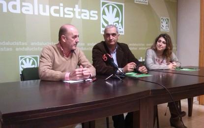 Ruiz espera que «los linenses recuerden la valentía de los concejales del PA en esta legislatura»