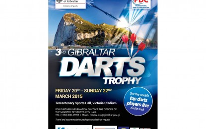Trofeo de Dardos de Gibraltar 2015