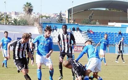 Dolorosa derrota de la Balona ante el Melilla (5-1)