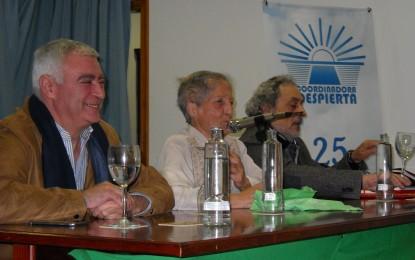 Helenio Lucas aborda con Despierta la posibilidad de desarrollar proyectos comunes