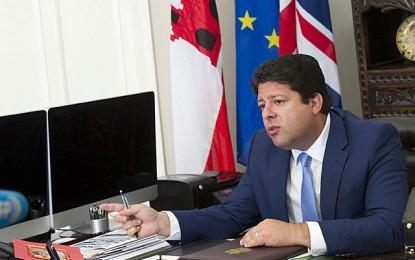 Picardo, a cargo de la ceremonia de inauguración del congreso especializado en fondos de inversión de Gibraltar