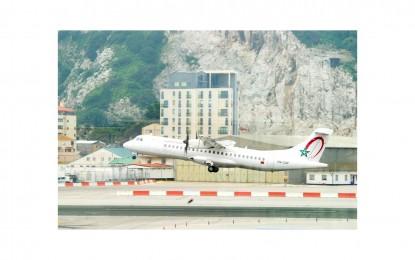 Royal Air Maroc operará vuelos a Tánger y Casablanca desde Gibraltar a partir de este domingo