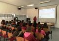 Alumnos de secundaria conocen los servicios y el funcionamiento que tiene la Casa de la Juventud