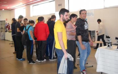 La V Feria de Ciclos Formativos se celebrará los días 27 y 28 de abril en el Palacio de Congresos