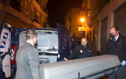 Hallan el cadáver de un varón en La Línea de la Concepción, que resulta ser Antonio Velasco