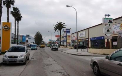 La Junta destina 2,32 millones a la eliminación de tres tramos de concentración de accidentes en las carreteras de Cádiz, entre ellas La Línea