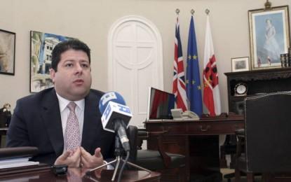 Aclaración del Gobierno de Gibraltar sobre el artículo publicado hoy por El País