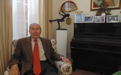 Fallece el político y comerciante gibraltareño Salomón Seruya