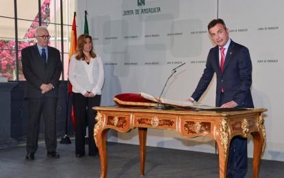 Díaz destaca que la universidad es una «oportunidad para Andalucía» y «garantía de futuro» para los jóvenes