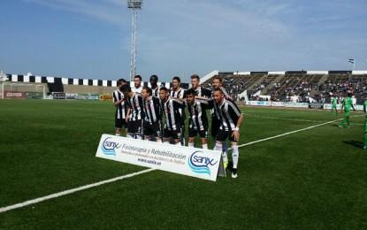 La Balona no pasa del empate (1-1) ante el Villanovense