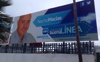 La Junta Electoral da la razón al PA y obliga a PSOE, PP y La Línea 100×100 a retirar la publicidad electoral ilegal que han instalado