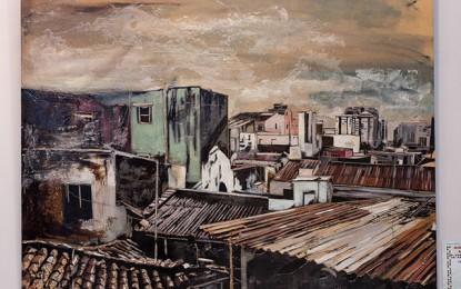 Felicitaciones del Ministro Linares al artista gibraltareño Karl Ullger