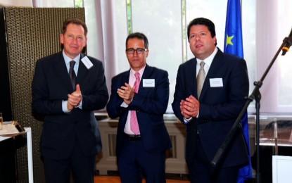 Ayer se inauguró la Casa de Gibraltar en Bruselas