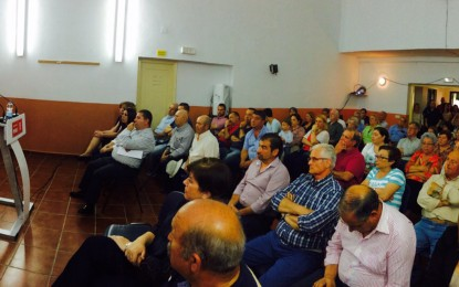Puerto promete acabar con la discriminación que sufre Los Cortijillos