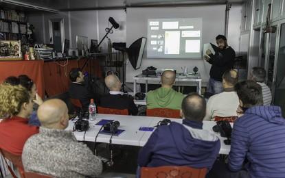 Taller de Fotoperiodismo en la Aula-Estudio Marcos Moreno