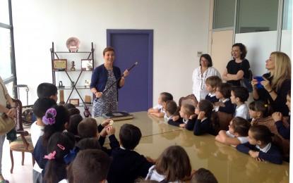 """Alumnos del Velada han participado este martes en el programa de la oferta educativa """"conoce tu ayuntamiento"""""""