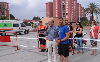 Villar considera que el pasado fin de semana la ciudad ha demostrado su vinculación con el deporte