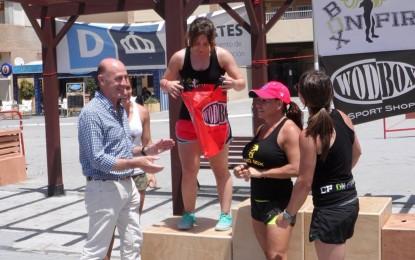 Gran éxito del campeonato de Crossfit celebrado este sábado en La Línea