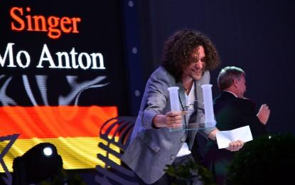 Mo Anton gana el Festival Internacional de la Canción de Gibraltar 2015