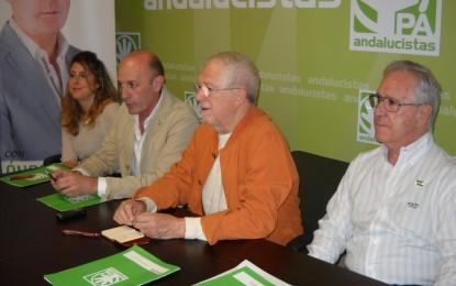 Villar y Rojas Marcos recuerdan los meritos del PA de La Línea para contar con el apoyo del electorado