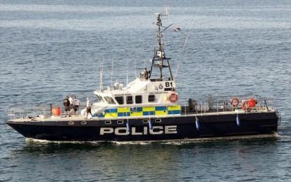 Declaración de la Policía Real de Gibraltar sobre el incidente con la Guardia Civil en aguas gibraltareñas