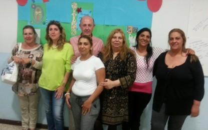 """Reunión de Ángel Villar y su candidatura a la Alcaldía de La Línea con """"Nakera Romí"""""""