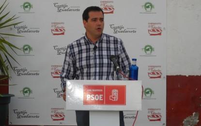 Puerto recuerda que el recinto ferial es de titularidad municipal desde hace más de 30 años y gracias a la gestión de los socialistas
