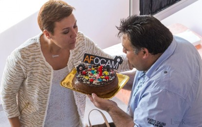 Afocam celebró su primer aniversario