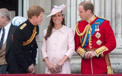 El Ministro Principal envía felicitaciones por el nacimiento real