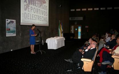 Presentación oficial y recepción a las ciudades participantes en los XVIII Juegos Deportivos del Estrecho