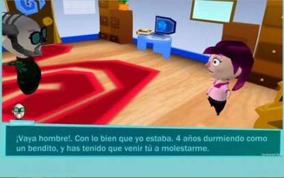 El Consejo social de la Universidad de Cádiz presenta el videojuego U-Startup