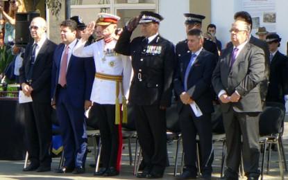 El Gobernador de Gibraltar renuncia a su cargo