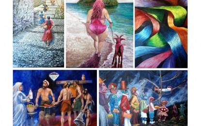 """La galería municipal """"Manolo Alés"""" y el edificio """"Istmo-Comandancia"""" inauguran sendas exposiciones en los próximos días"""