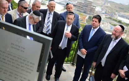 La reapertura del Cementerio Judío Viejo permite recuperar una parte muy importante de la historia de Gibraltar