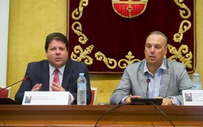 Picardo insta a aparcar la soberanía y apostar por la cooperación en su intervención en San Roque