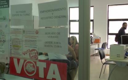 IU La Línea presenta por registro una moción contra la Ley Mordaza, mostrando su desvinculación con Cefe Peño