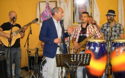 Apymel celebró su tradicional cena en la caseta de El Patio