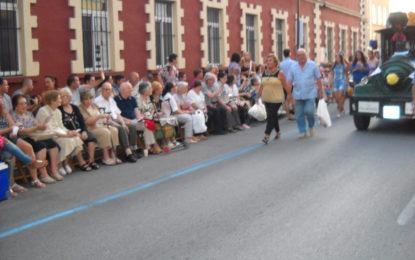 Seguridad Ciudadana recuerda la prohibición de marcar o acotar el acerado para presenciar  la cabalgata de feria