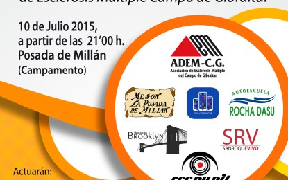Velada Solidaria a beneficio de ADEM-CG