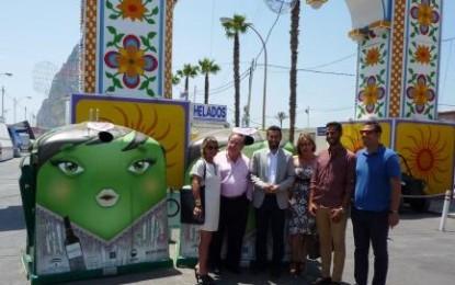 La Mancomunidad de municipios pretende superar la cantidad de reciclados