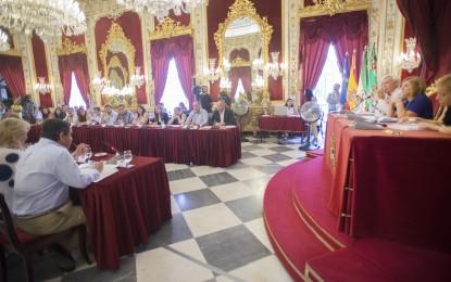 Diputación reduce el coste de su estructura política y del personal eventual